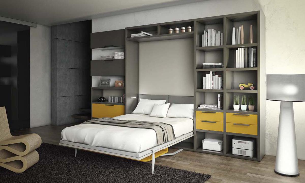 Awesome mobili a scomparsa contemporary idee arredamento for Spinelli arredamenti lissone