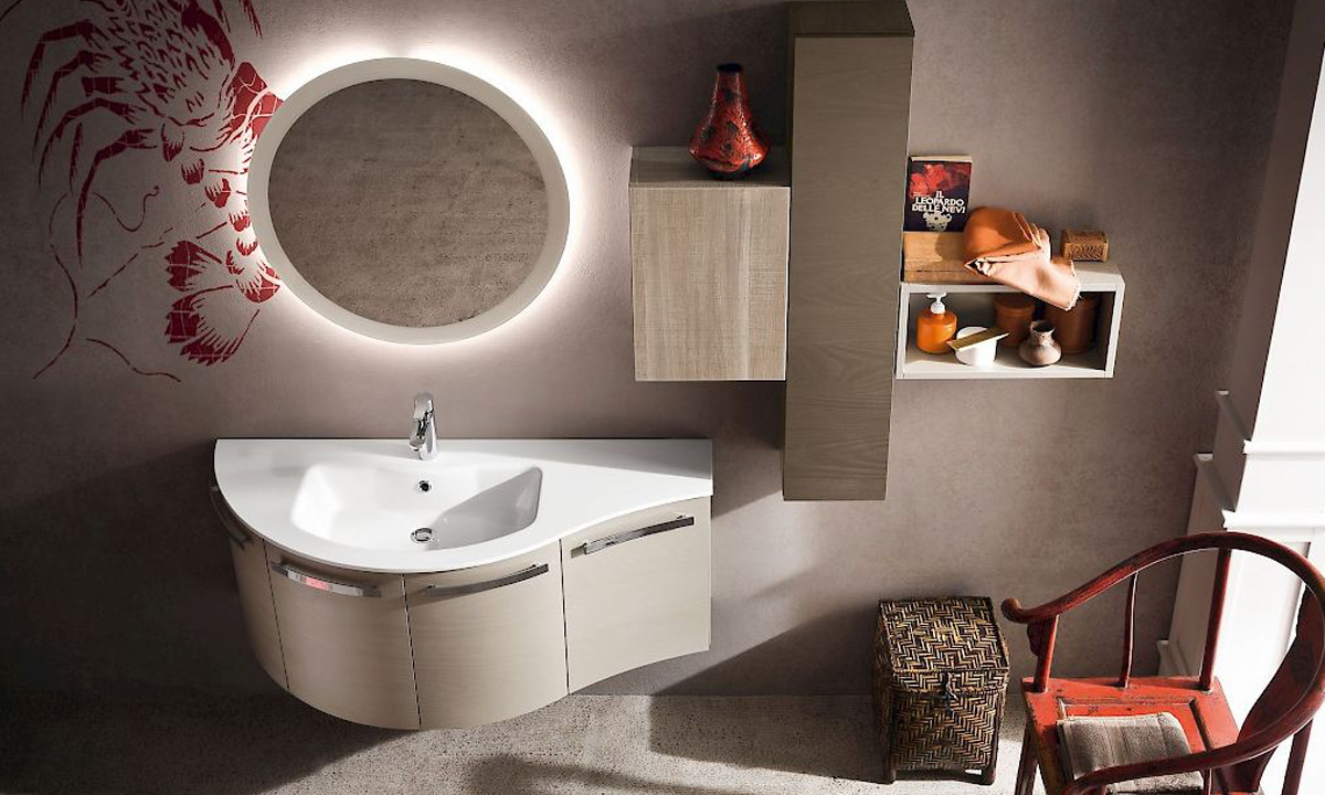 arredo bagno - artigian mobili toscana - Arredo Bagno Ladispoli